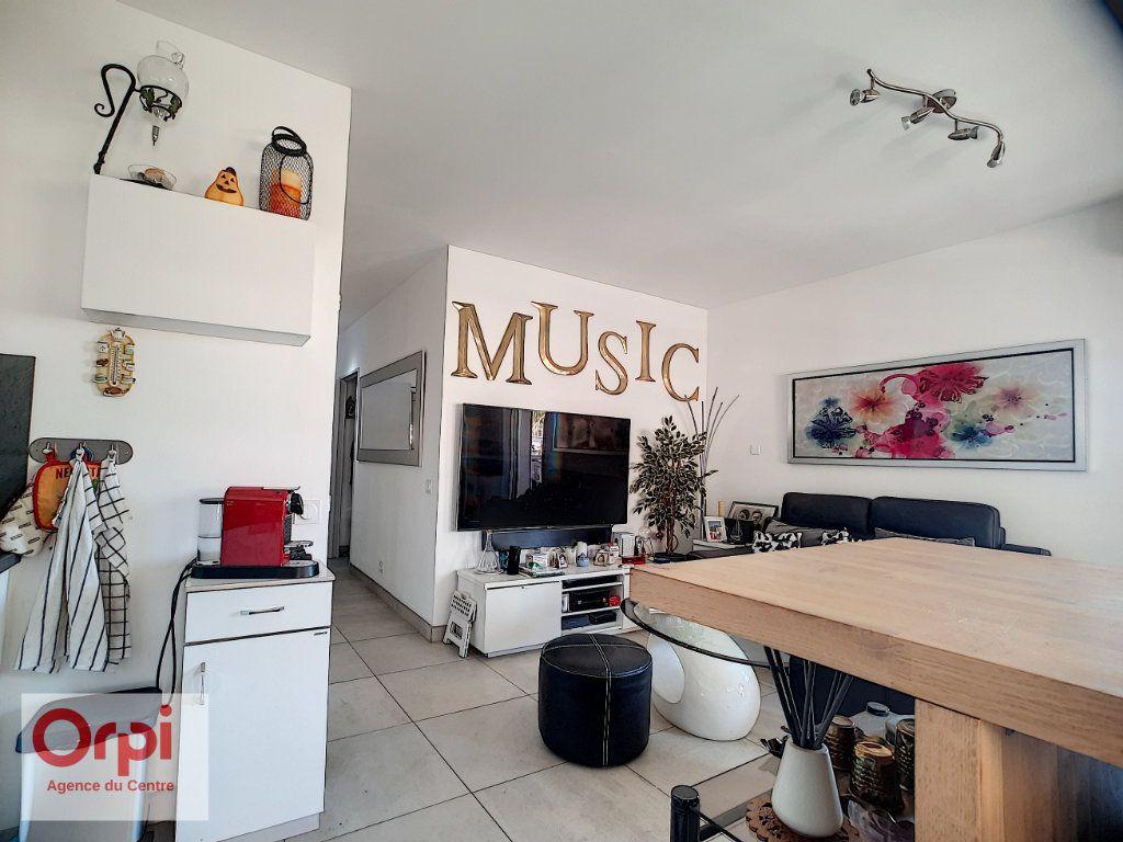 Appartement à vendre 2 37m2 à Golfe Juan - Vallauris vignette-7