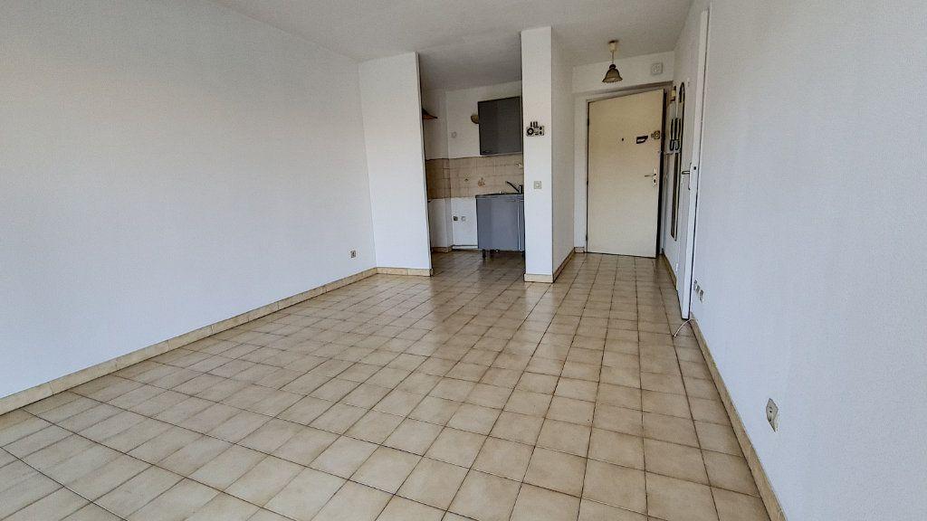 Appartement à louer 2 35m2 à Vallauris vignette-1