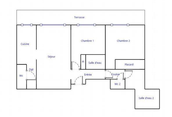 Appartement à vendre 3 70.06m2 à Cannes vignette-16