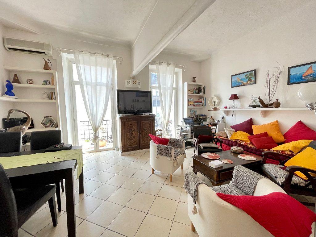 Appartement à vendre 2 47.44m2 à Cannes vignette-2