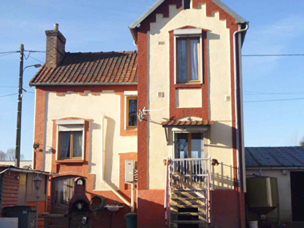 Maison à vendre 4 71m2 à Marle vignette-1