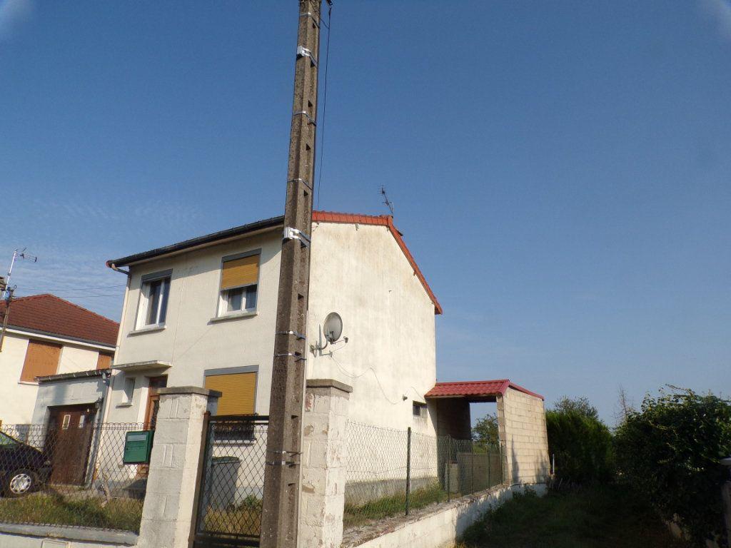 Maison à vendre 5 80m2 à Anizy-le-Château vignette-1