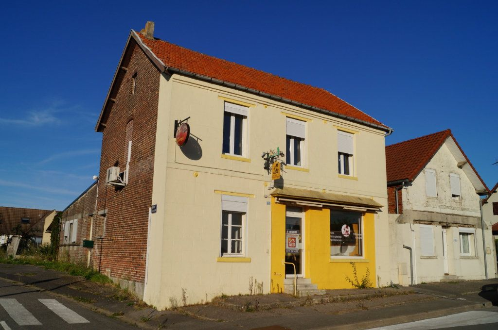 Maison à vendre 6 124m2 à Aulnois-sous-Laon vignette-1