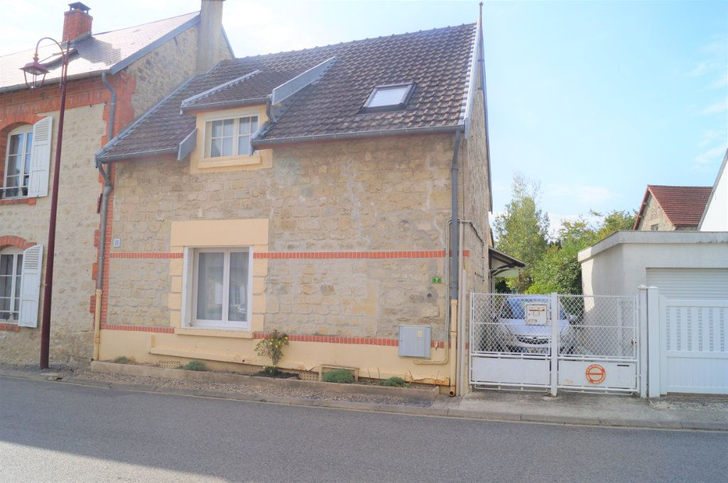 Maison à vendre 3 85m2 à Monampteuil vignette-1