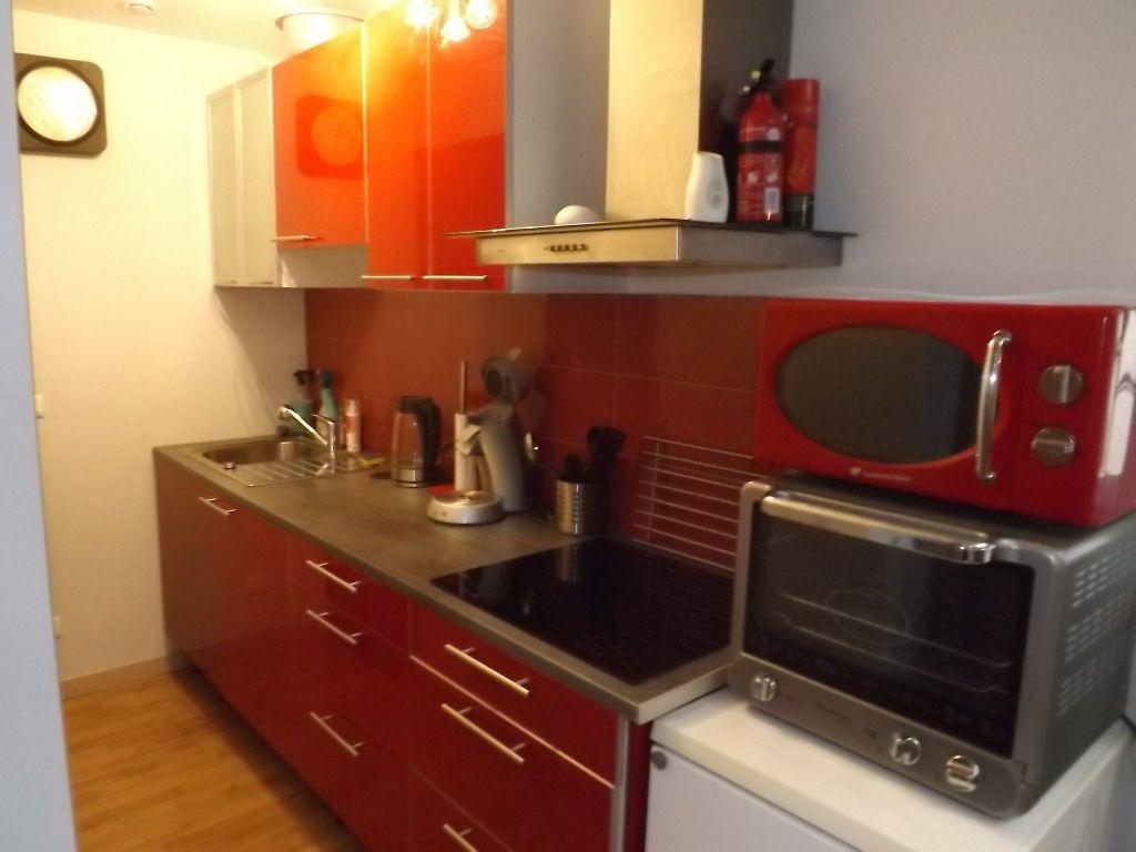 Appartement à louer 1 17.2m2 à Berck vignette-1