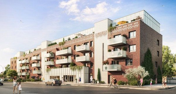 Appartement à vendre 2 42.96m2 à Berck vignette-1