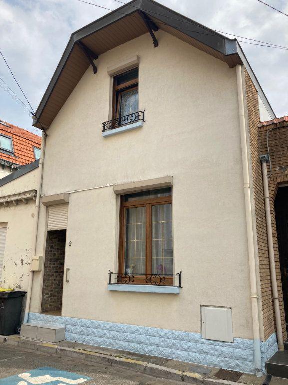 Maison à vendre 3 88m2 à Berck vignette-1