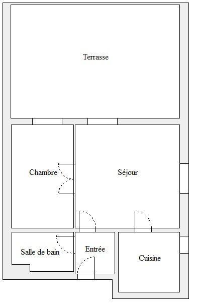 Appartement à vendre 2 39.75m2 à La Grande-Motte vignette-4