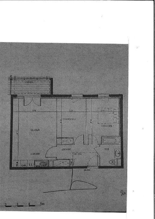 Appartement à vendre 3 56.44m2 à Ferrières-en-Brie vignette-2