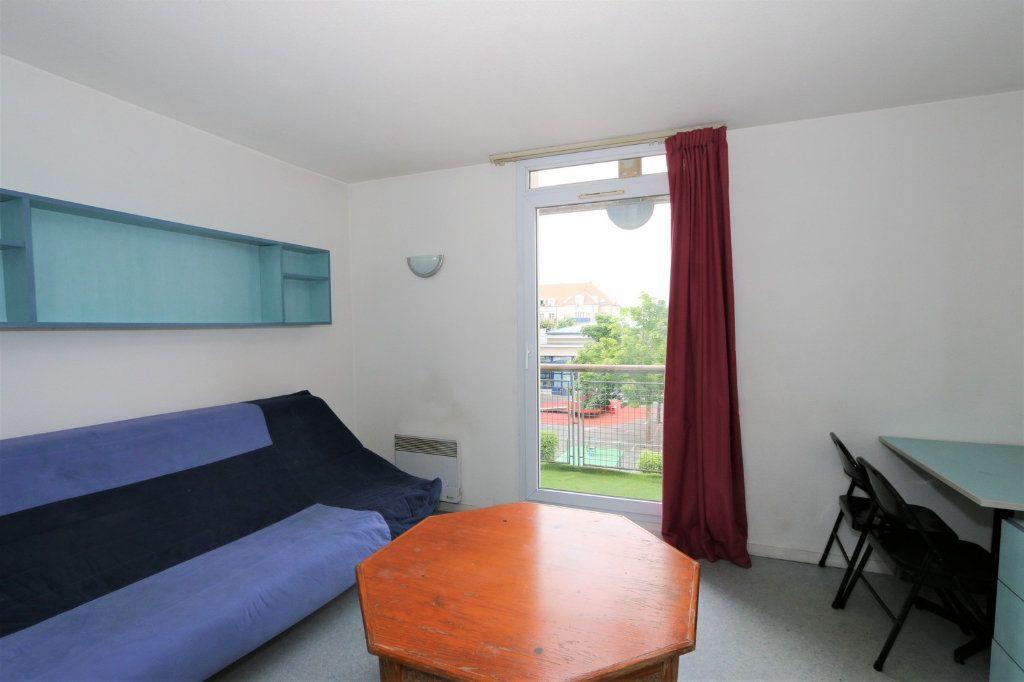 Appartement à vendre 1 18.97m2 à Bussy-Saint-Georges vignette-2