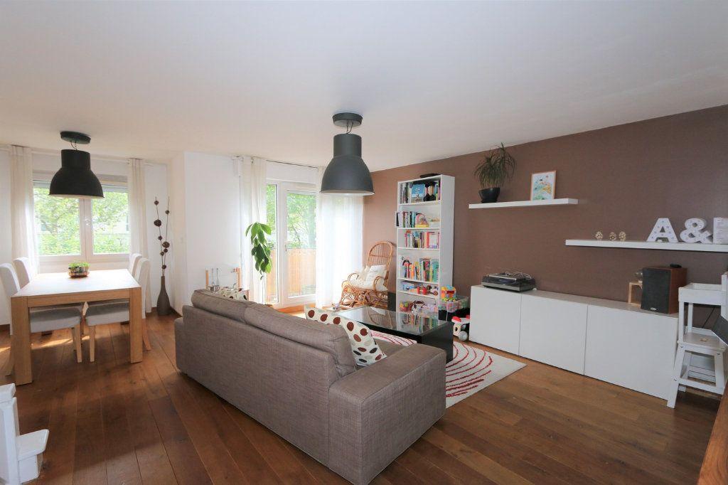 Appartement à vendre 3 69.3m2 à Bussy-Saint-Georges vignette-1