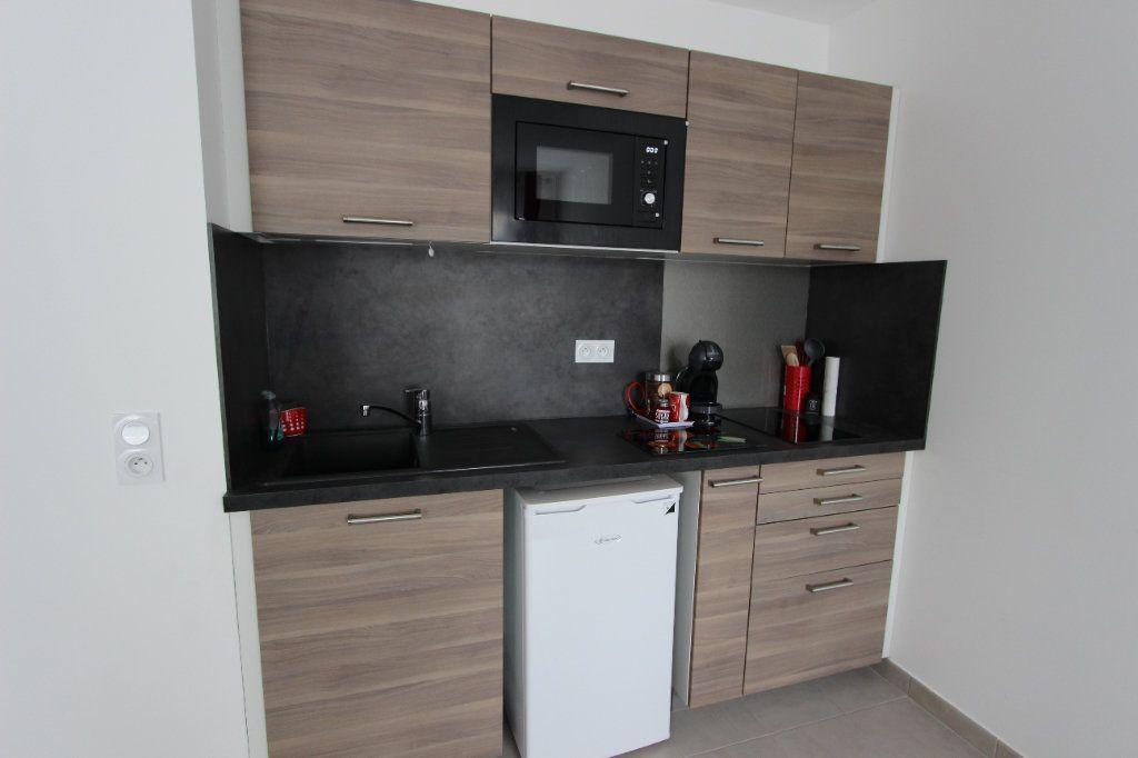 Appartement à louer 1 31.5m2 à Bussy-Saint-Georges vignette-2