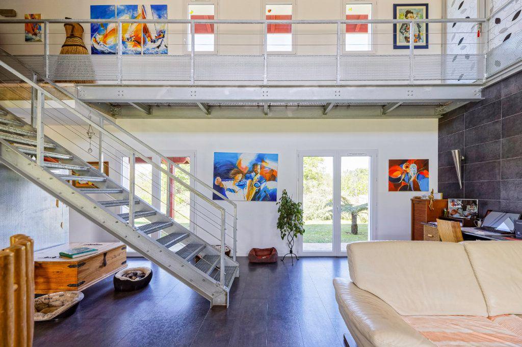 Maison à vendre 7 195m2 à Larressore vignette-5