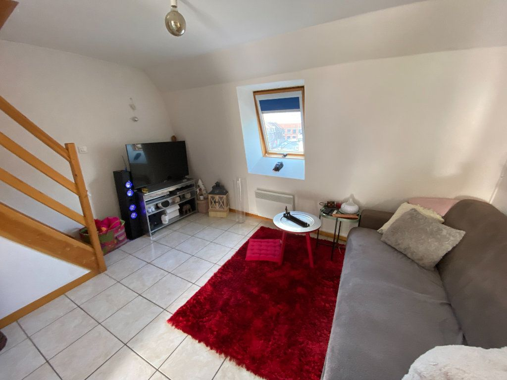 Appartement à louer 2 45m2 à Armentières vignette-3