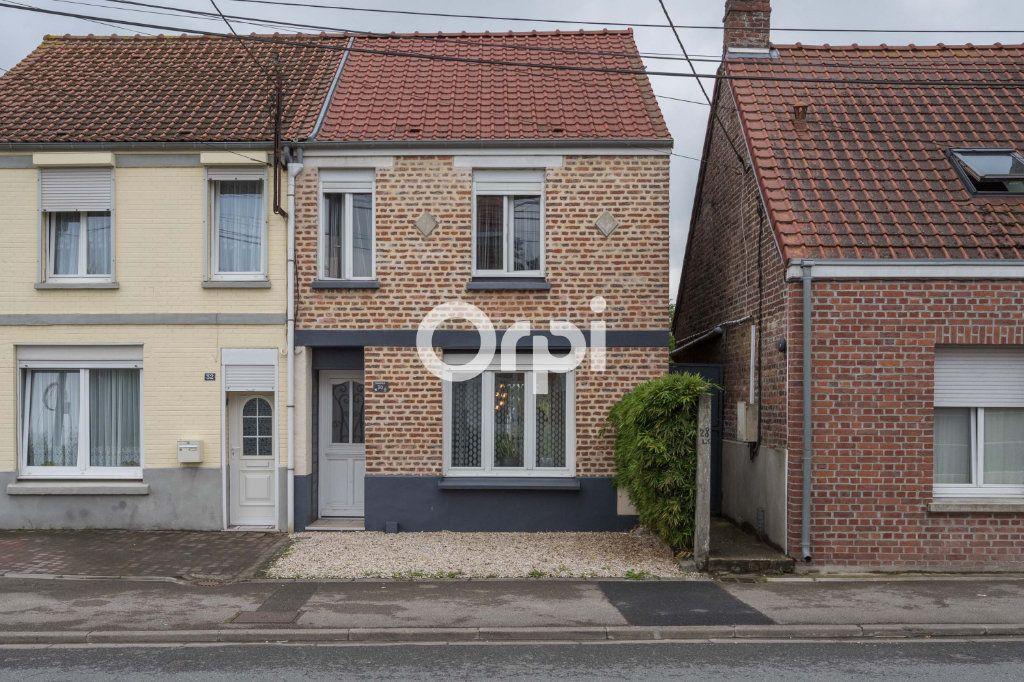 Maison à vendre 5 95m2 à Hazebrouck vignette-1