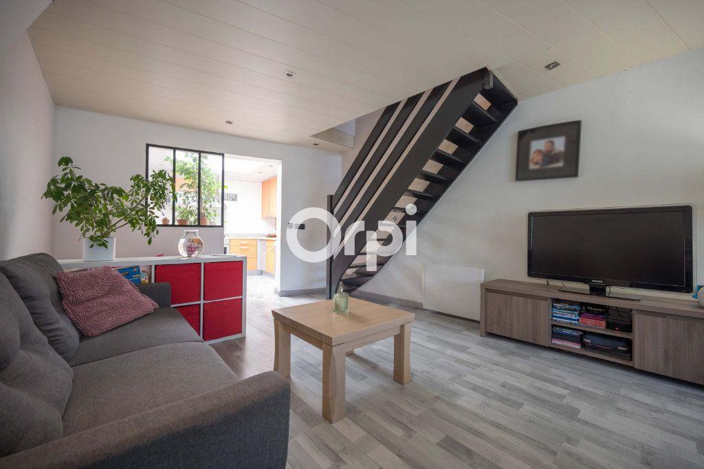 Maison à vendre 3 77m2 à Wattrelos vignette-2