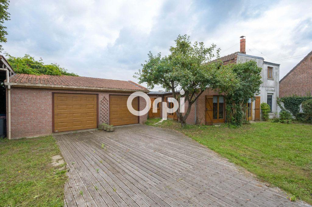 Maison à vendre 3 123m2 à Roubaix vignette-2