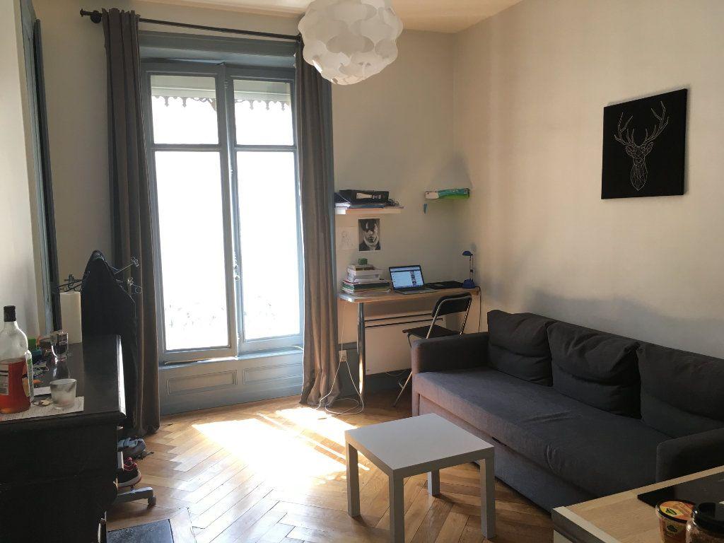 Appartement à louer 1 19.86m2 à Lyon 3 vignette-1