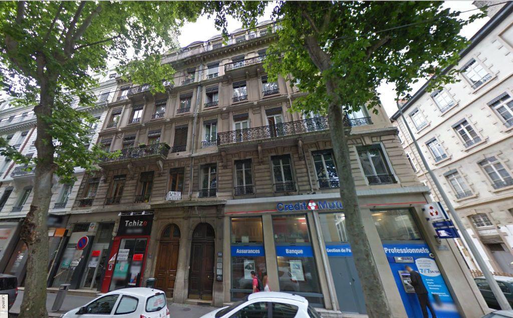 Appartement à louer 1 19.86m2 à Lyon 3 vignette-5