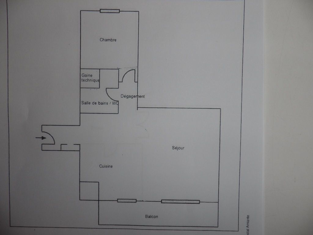 Appartement à louer 2 58.05m2 à Lyon 3 vignette-13