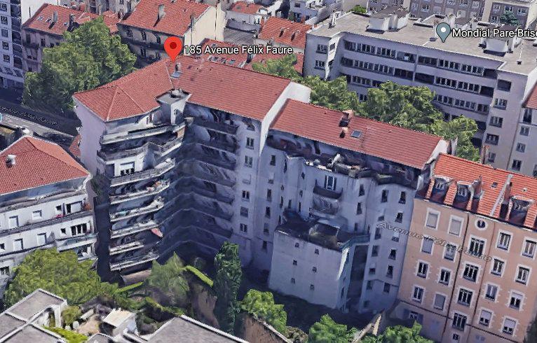 Appartement à vendre 2 48.71m2 à Lyon 3 vignette-2