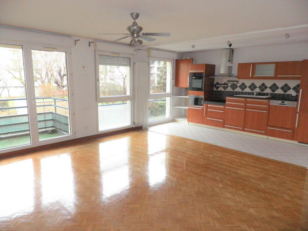 Appartement à vendre 4 87.78m2 à Lyon 3 vignette-1