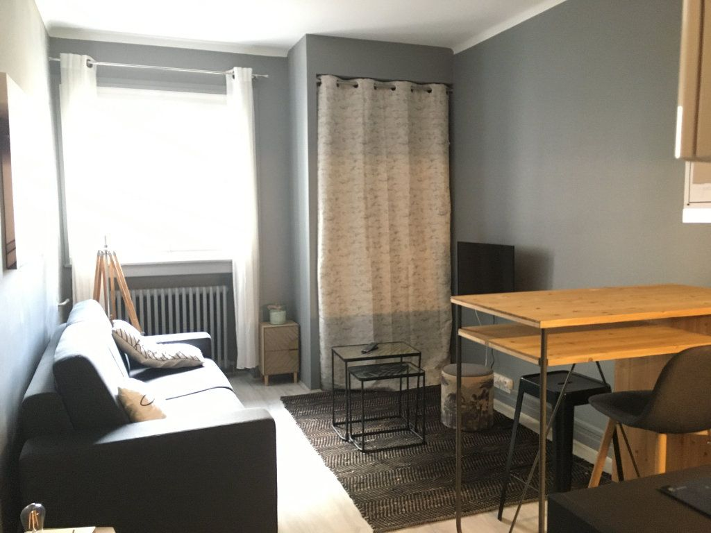 Appartement à louer 1 17.65m2 à Lyon 3 vignette-1