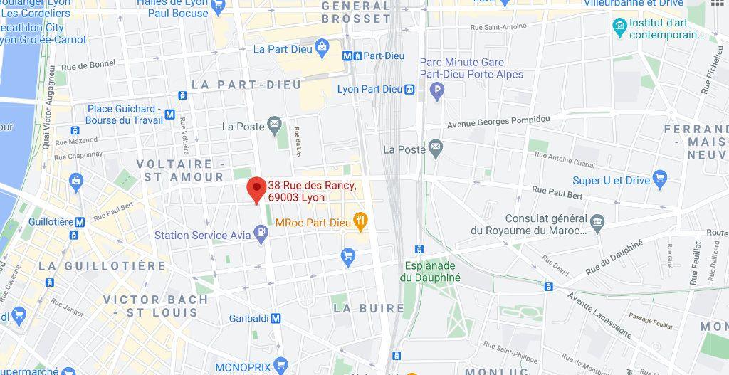 Appartement à louer 1 17.65m2 à Lyon 3 vignette-17