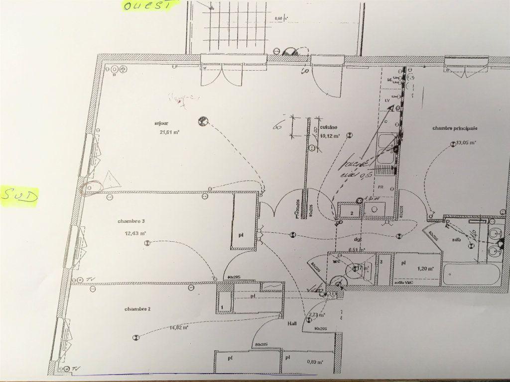 Appartement à vendre 4 87.69m2 à Lyon 3 vignette-11