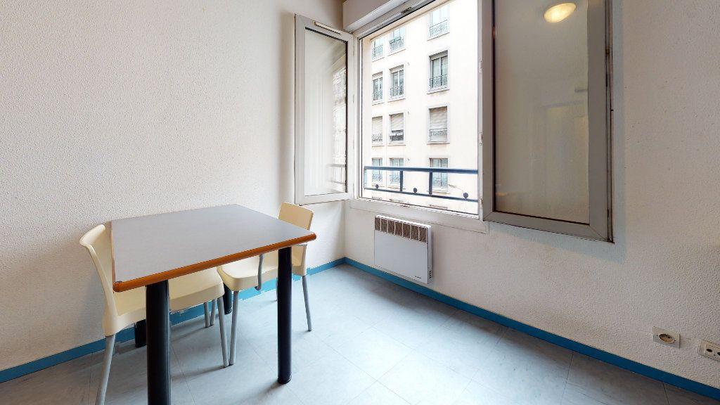 Appartement à louer 1 18.2m2 à Lyon 7 vignette-4