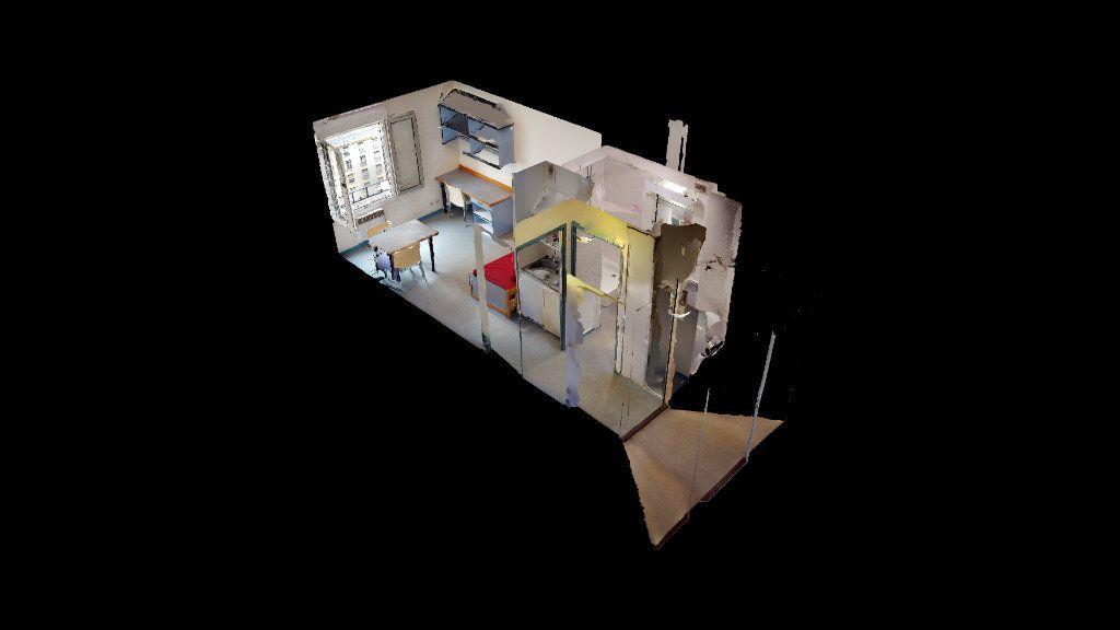Appartement à louer 1 18.2m2 à Lyon 7 vignette-8