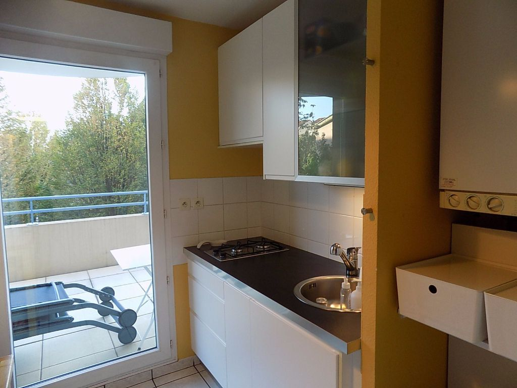 Appartement à louer 2 47m2 à Lyon 3 vignette-3