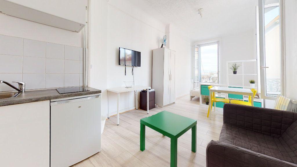 Appartement à louer 1 32m2 à Lyon 7 vignette-1