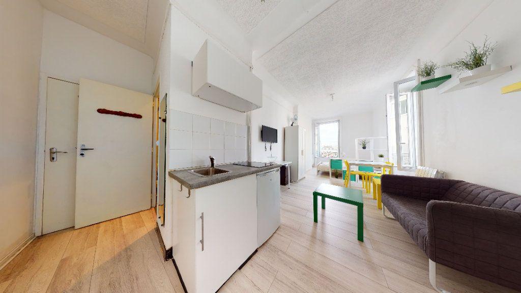 Appartement à louer 1 32m2 à Lyon 7 vignette-3