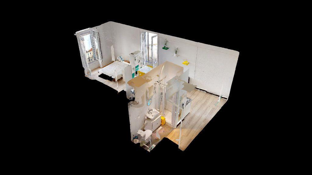 Appartement à louer 1 32m2 à Lyon 7 vignette-4