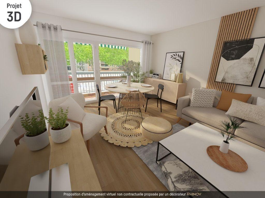 Appartement à vendre 3 67.34m2 à Lyon 7 vignette-2