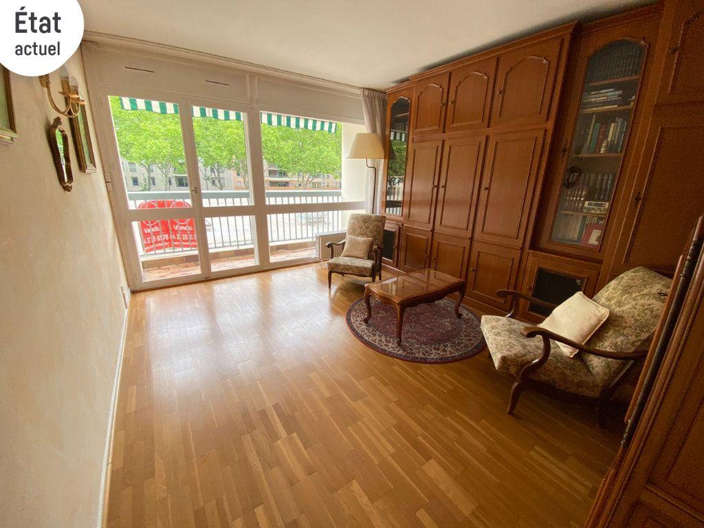 Appartement à vendre 3 67.34m2 à Lyon 7 vignette-3