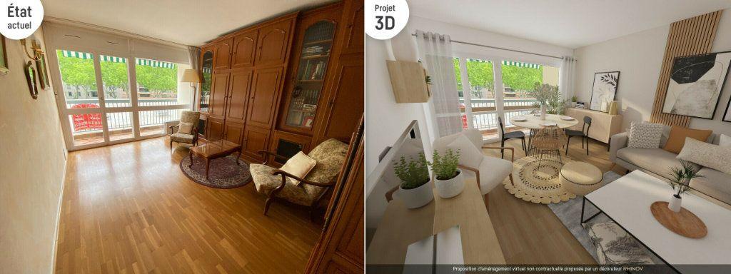 Appartement à vendre 3 67.34m2 à Lyon 7 vignette-4