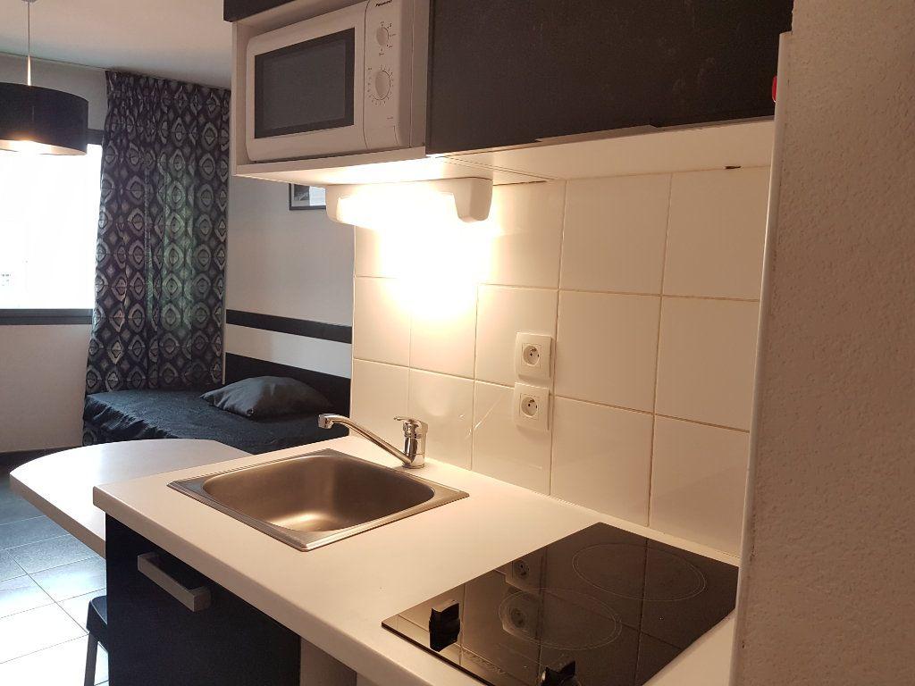Appartement à louer 1 18.88m2 à Lyon 7 vignette-3