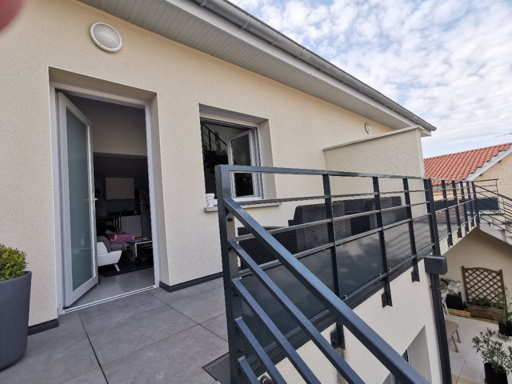 Appartement à louer 2 39m2 à Saint-Priest vignette-4