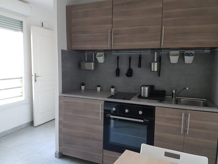 Appartement à louer 2 31m2 à Bron vignette-2