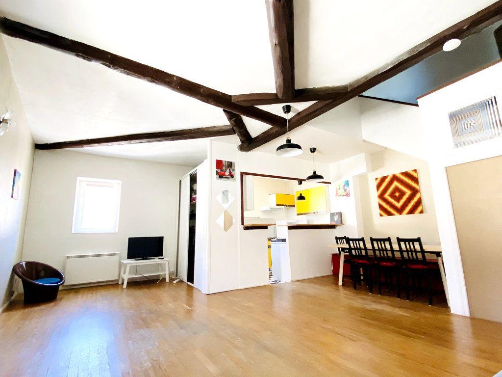 Appartement à vendre 2 50.47m2 à Nancy vignette-1