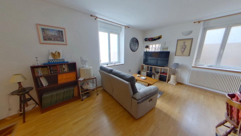 Appartement à vendre 2 61.72m2 à Nancy vignette-1