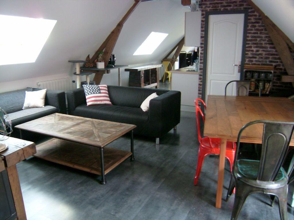 Appartement à louer 4 80m2 à Béthune vignette-1