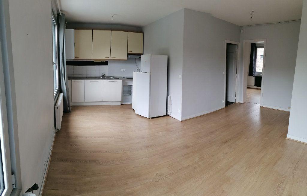 Appartement à louer 2 50m2 à Béthune vignette-1