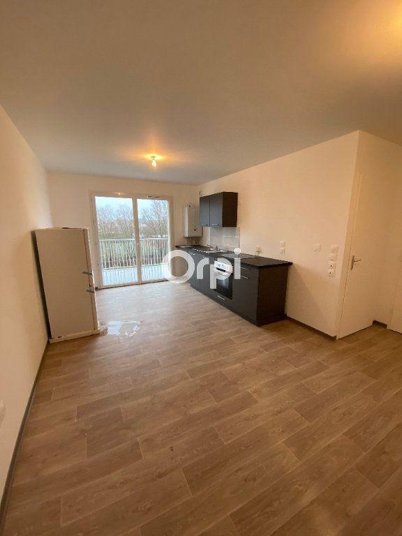 Appartement à louer 2 36.95m2 à Béthune vignette-1