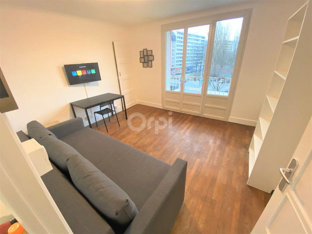 Appartement à louer 1 14.72m2 à Chambéry vignette-1