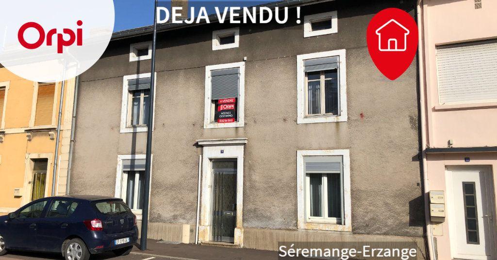 Maison à vendre 8 186.36m2 à Serémange-Erzange vignette-1