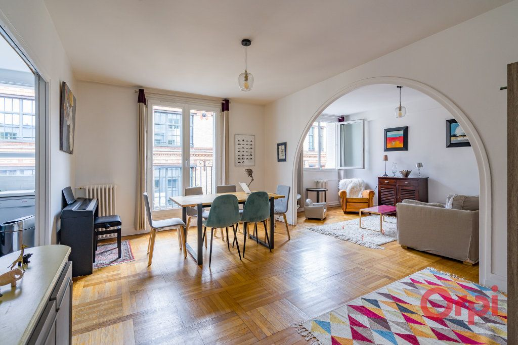 Appartement à vendre 4 74m2 à Paris 15 vignette-1