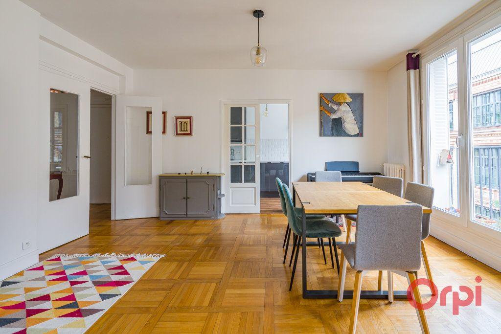 Appartement à vendre 4 74m2 à Paris 15 vignette-4